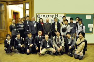 Первый российско-японский семинар по вопросам устойчивости окружающей среды